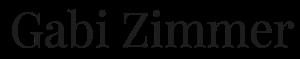 Gabi Zimmer Logo